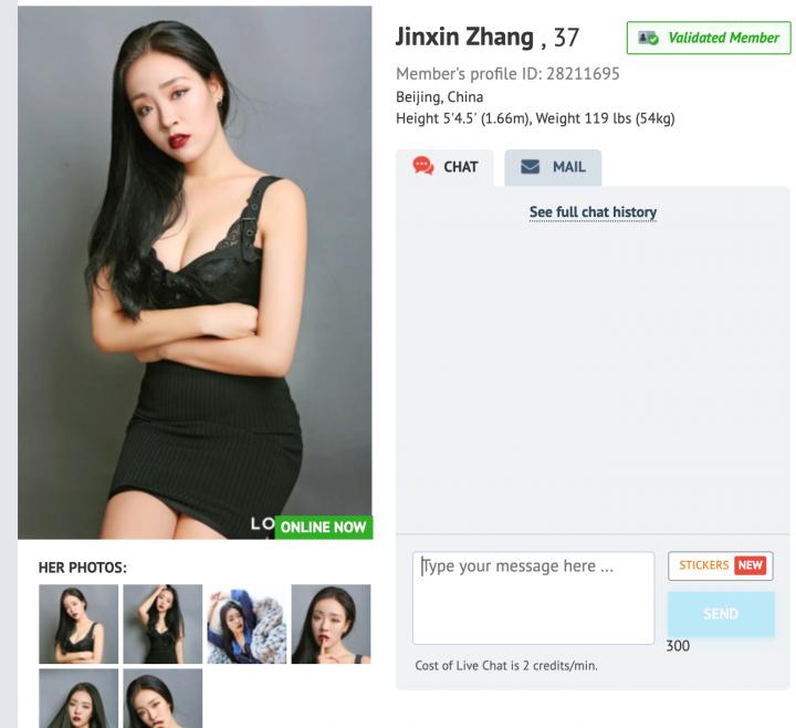 Chinese dating sites gratis
