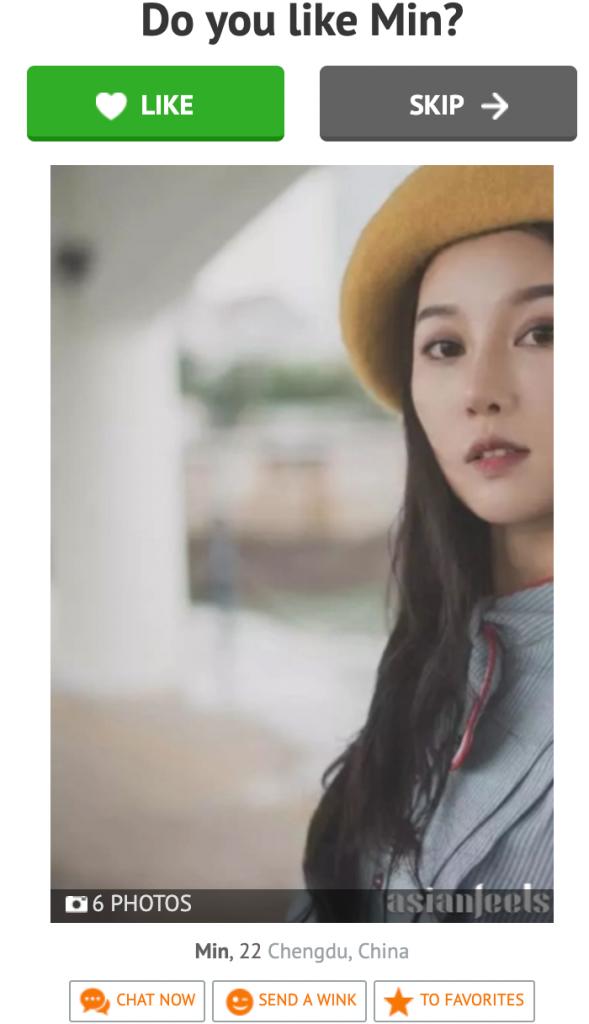 AsianFeels Woman