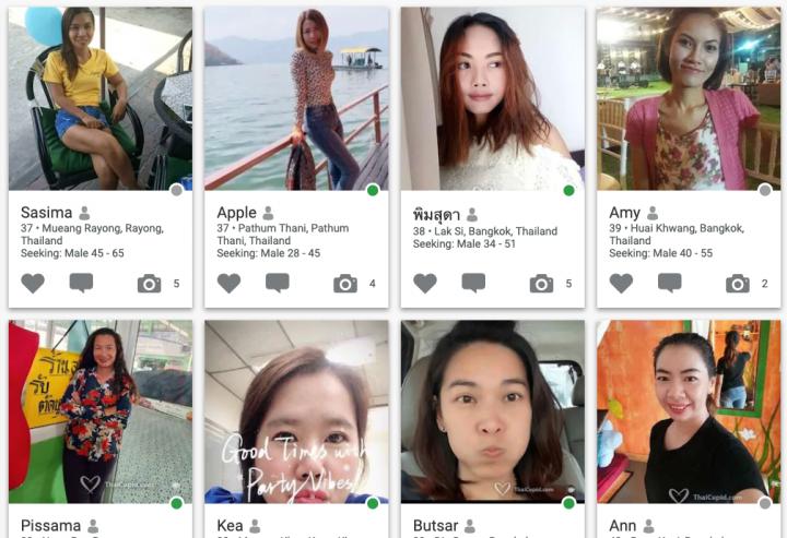 thaicupid dating