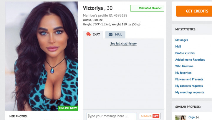 JollyRomance Dating Site
